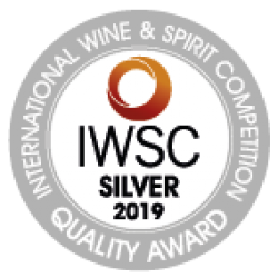International Wine & Spirit Competition 2019  Medalla Silver