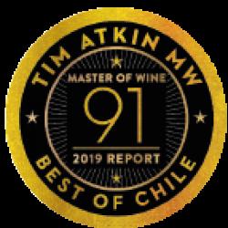 Tim Atkin Special Report 2019  91 Puntos