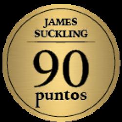 James Suckling 2019 (USA)  90 Puntos