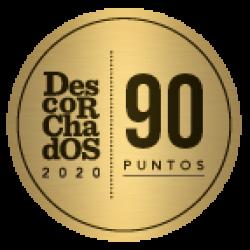 Descorchados 2020  90 Puntos