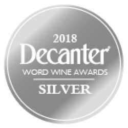 Decanter World Wine Awards 2018  Medalla Silver