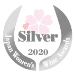 Sakura Wine Awards 2020  Medalla Silver